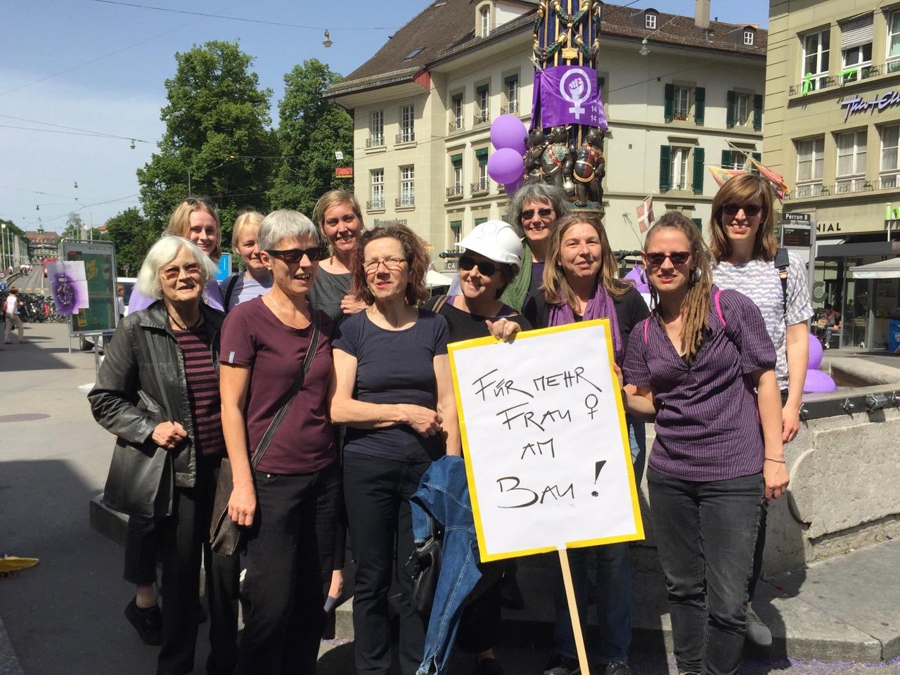 ABAP am Frauenstreik 14.6.19 - 1