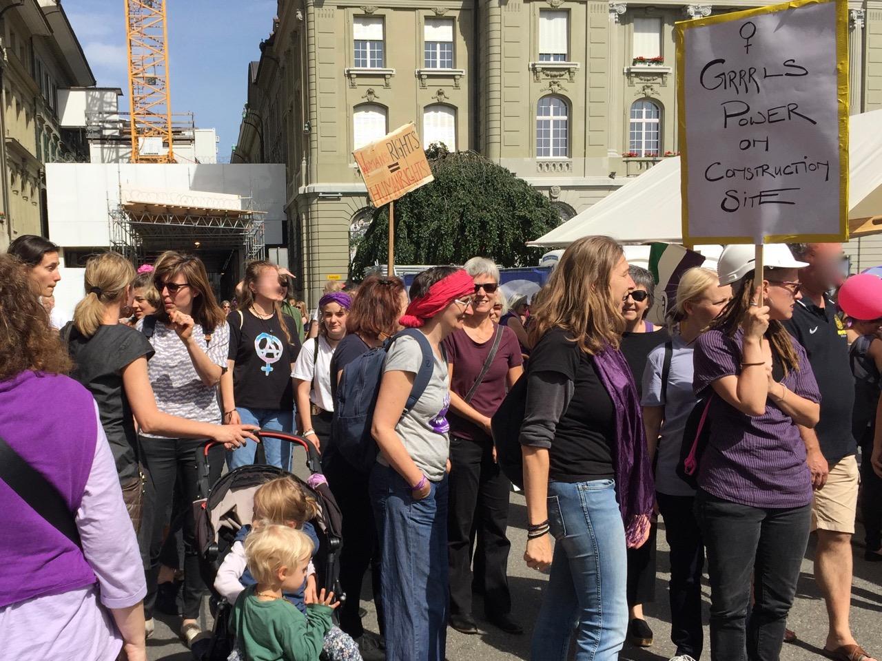 ABAP am Frauenstreik 14.6.19 - 3