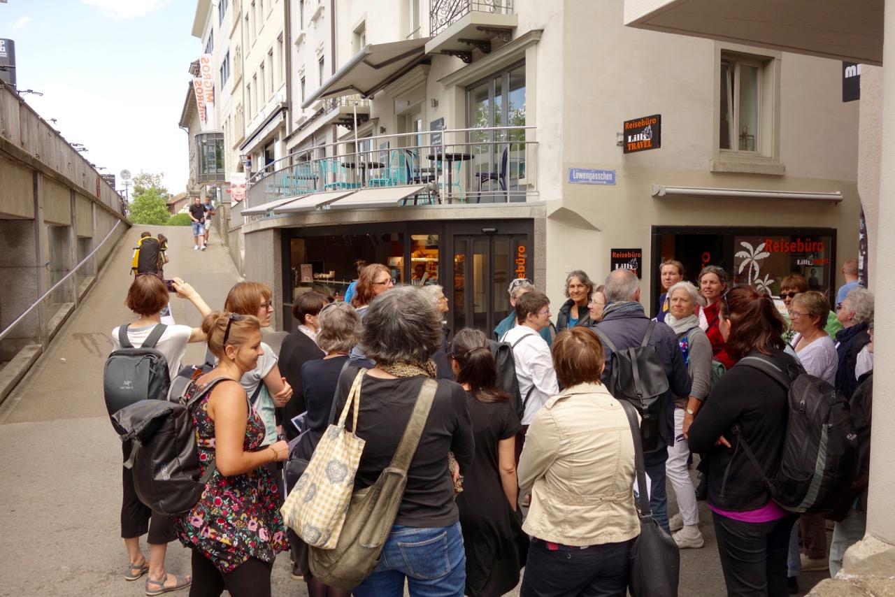 Schaffhausen 6.18 - 15